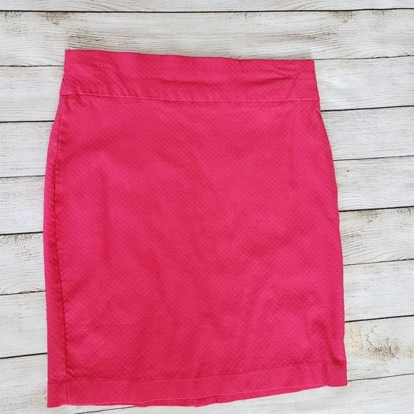 Hot Pink Maurice's Skirt